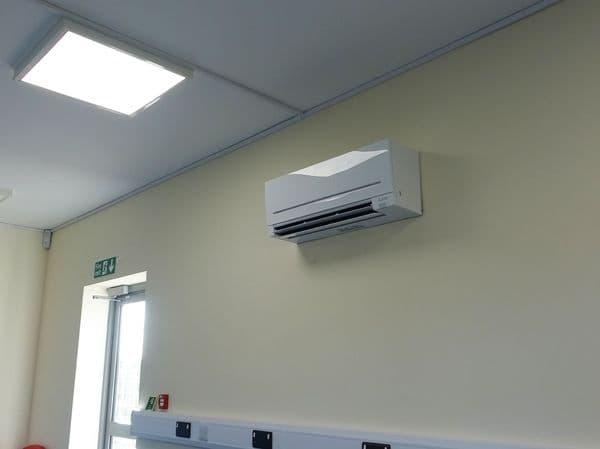 Mitsubishi Electric Air Conditioning MSZ-AP25VGK Wall 2.5Kw/9000Btu R32 Heat Pump A+++ 240V~50Hz